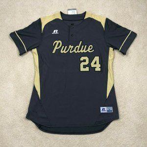 Purdue University Boilermakers Baseball Jersey
